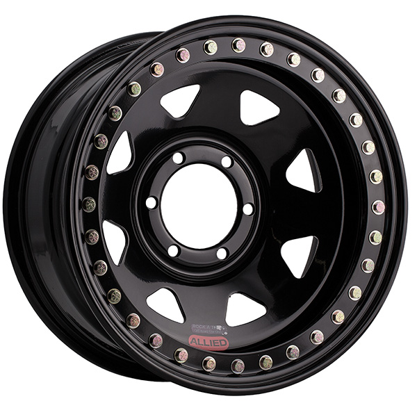 Competition Steel Beadlock 4WD Wheels
